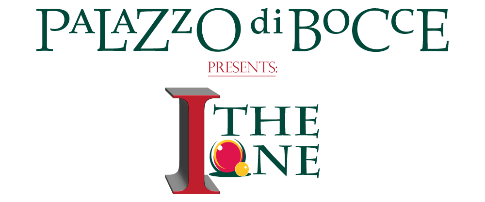the one bocce tournament